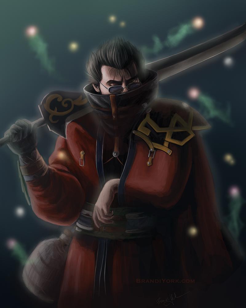 Warrior Through The End