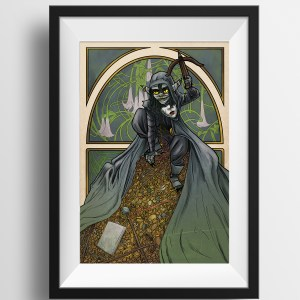 Critical Role – Sugar and Spice and Shinies – Nott the Brave Print