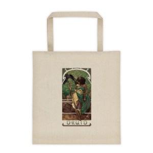 La Druide – The Druid Tote bag