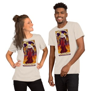 L'Ensorcelleur – The Sorcerer Short-Sleeve Unisex T-Shirt
