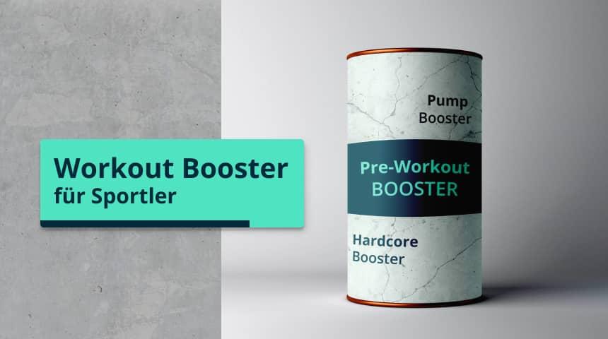 preworkout booster