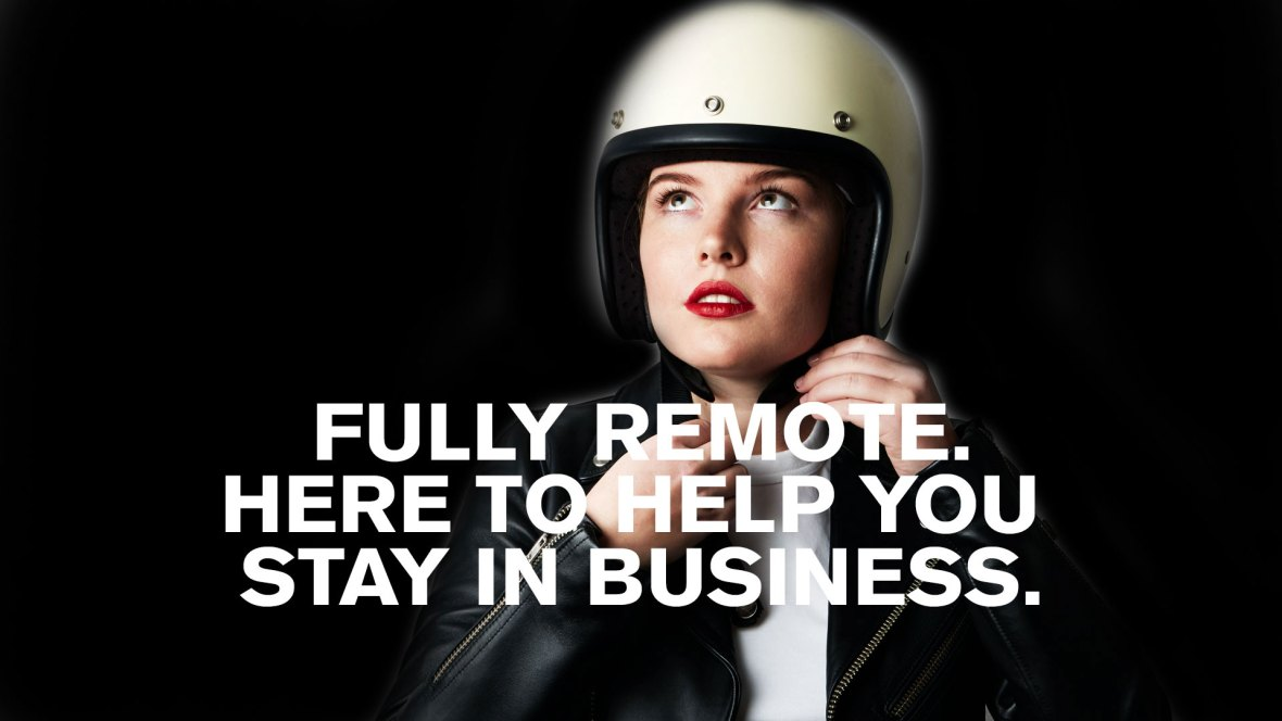 Stay In Business slider web