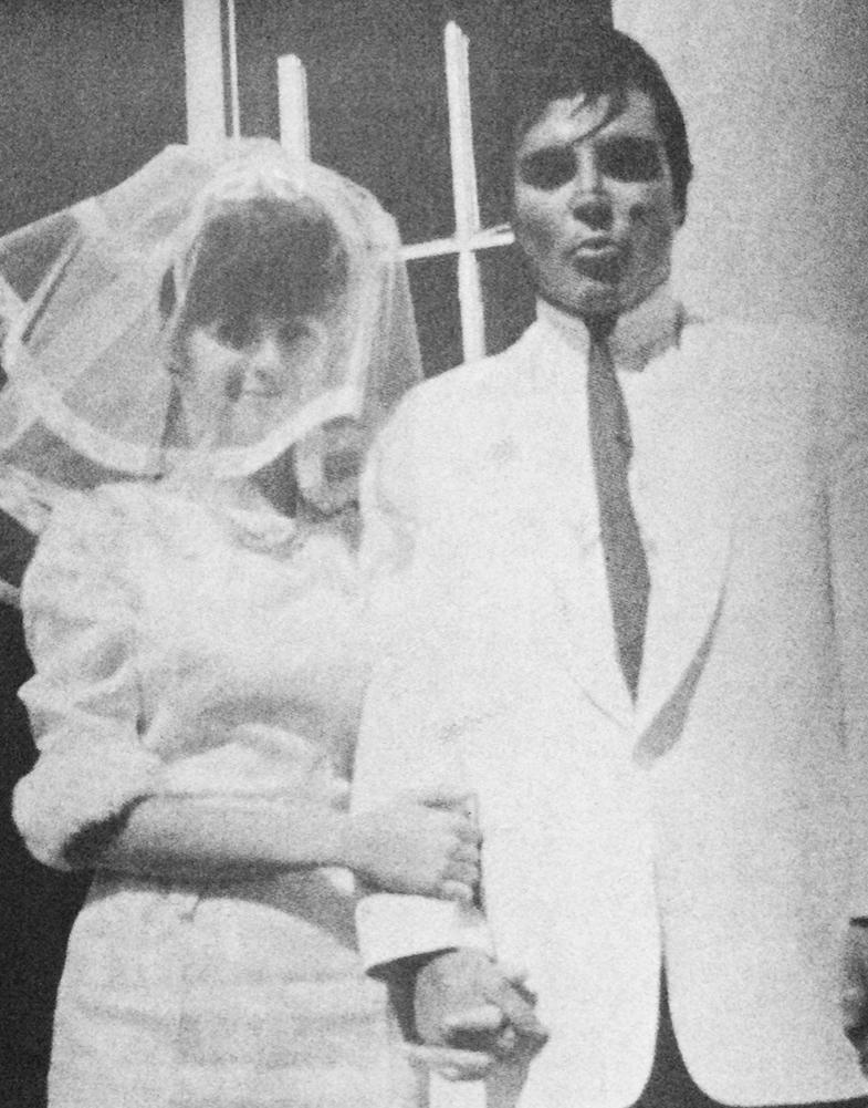 Schmid, Hochzeit
