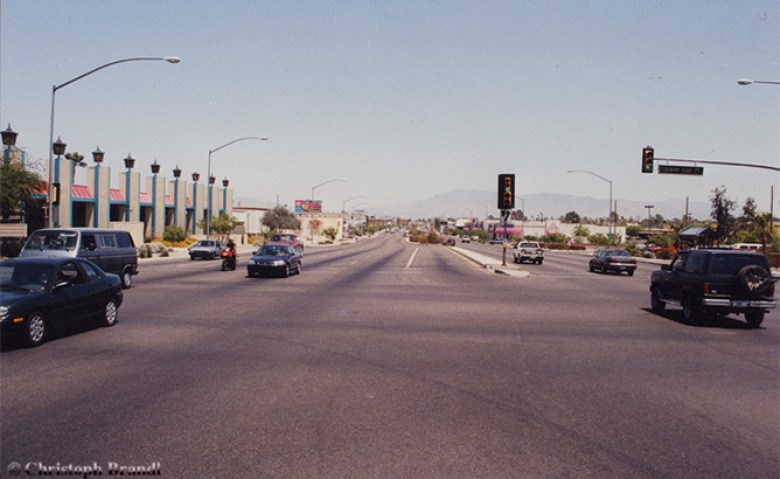 Speedway Boulevard, Country Club Rd