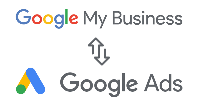 Google My Business and Google Ads Link