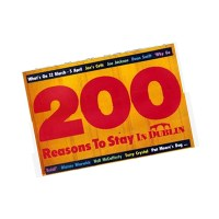 200 Reasons to stay In Dublin - March 1984