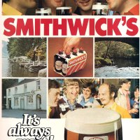 Old Adverts #24 - Smithwick's  1980