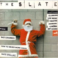 The Slate - Issue 1 - Dublin, December 2000