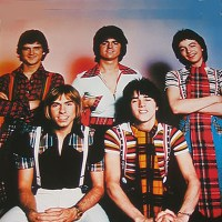 Bay City Rollers in Dublin, April 1976