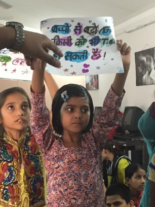 Even the kids know how to identify TB in adults