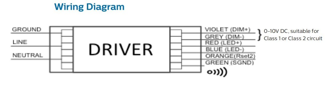 33 Led Driver Wiring Diagram