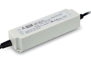 mean well LPF-40 LED DRIVER