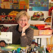 An Artist's Perspective: How Judith Reilly Went From Quilt Maker to Thread Painter