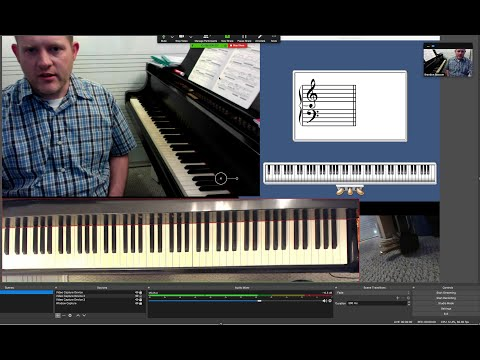 Online Music Teaching