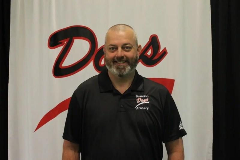 Coach Joel Tullos