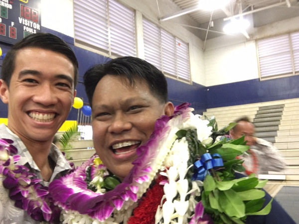 Congratulations to Waipahu High School teacher Mr. Michael Sana for being named the most outstanding teacher in the State of Hawaii by the Milken Family Foundation!