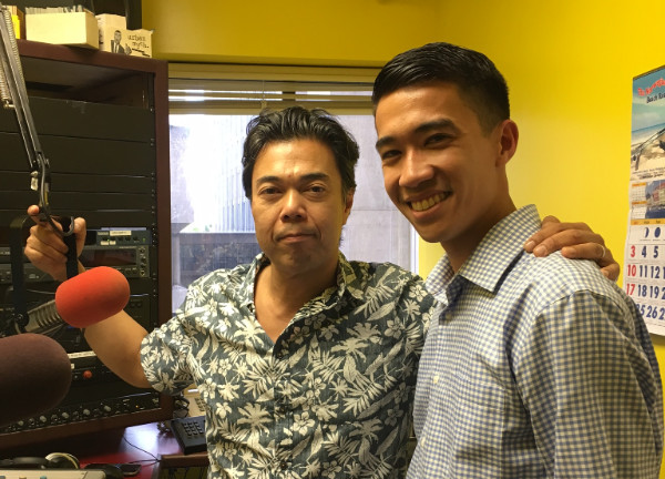 Appeared on the Midday radio show with host tAllan Alvarez to share updates at the City Council and in the communities of Aiea, Pearl City, and Waipahu.