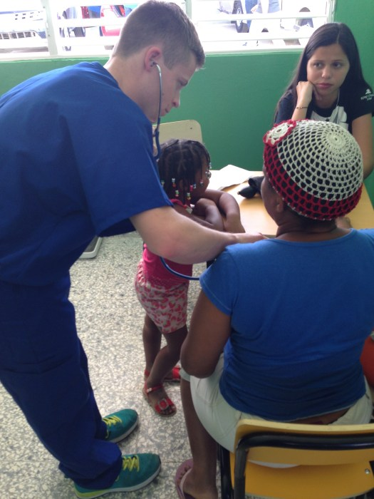 Brandon Gilliland Medical Missions
