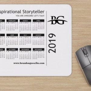Calendar Mousepad