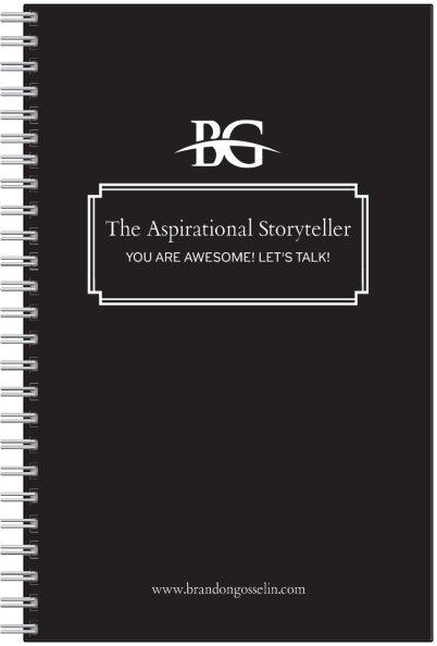 BG Black Notebook