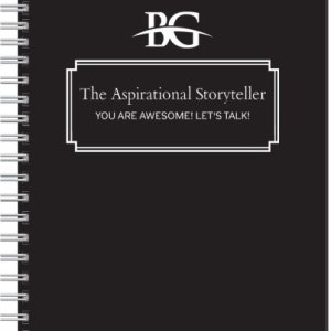 BG Black Notebook