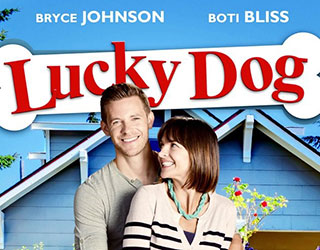 "Brandon Jarrett is scoring the new feature film, ""Lucky Dog"""