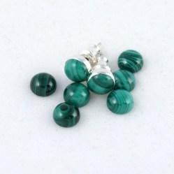 earring_studs_malachite_6mm_group