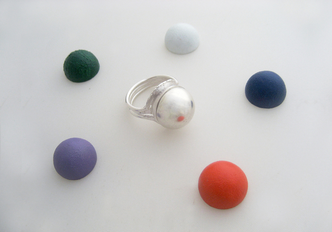 ring_changing_seasons_colors_paint_silver
