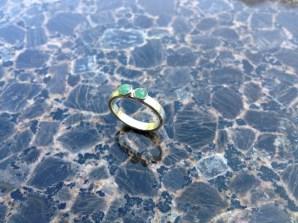 ring_comfort_aventurine_double_silver