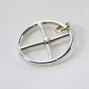 x_crank_pendant_brass_silver_offset