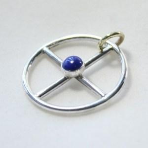 x_crank_pendant_lapislazuli_brass_silver
