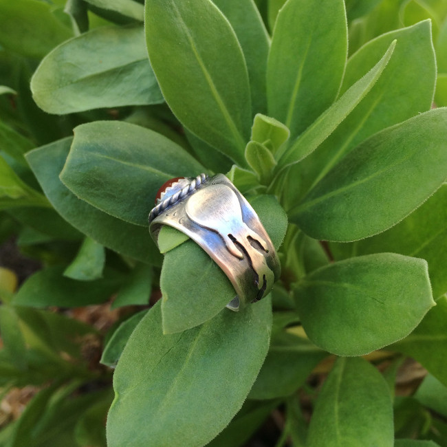 ring_spell_fireball_carnelian_silver
