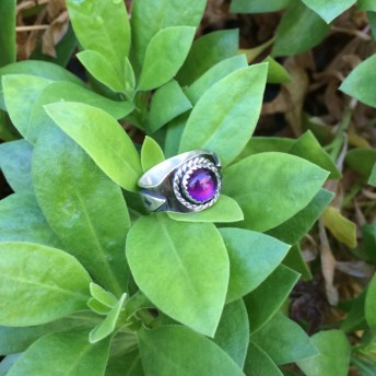 ring_spell_magicmissile_amethyst_silver
