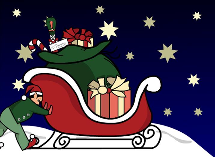 Christmas Flash E-Card