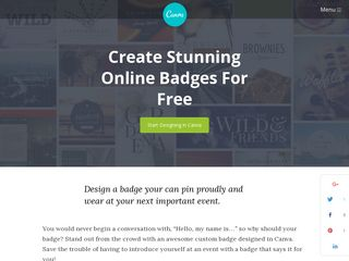 Free Online Badge Maker - Canva