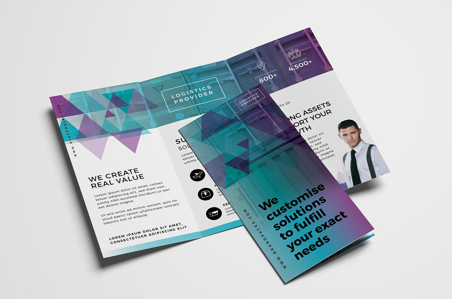 Free Trifold Brochure Template Vol 2 In Psd Ai Vector
