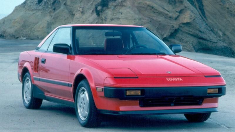 Toyota success; Toyota car