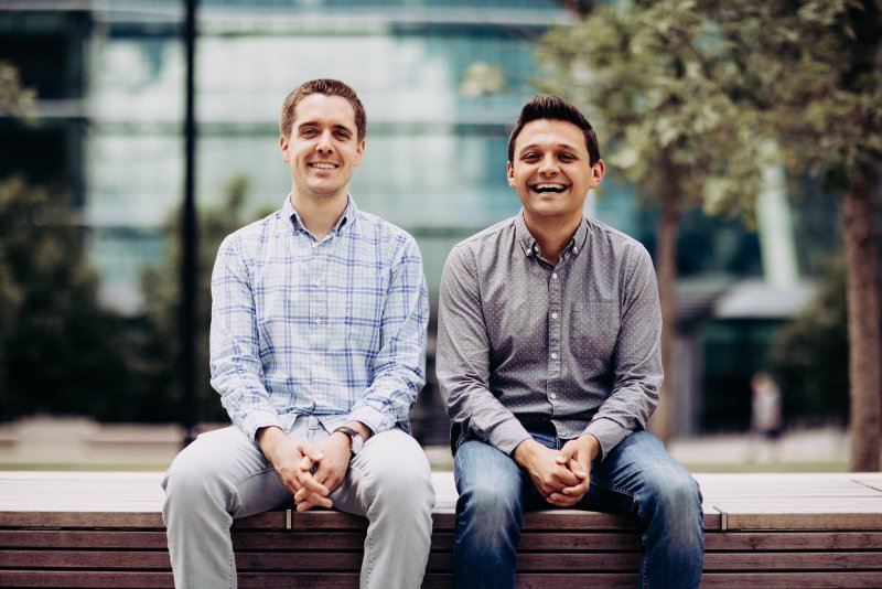 Dan Manges and Alex Timm, Founders Root Insurance