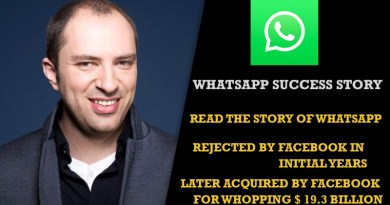 WhatsApp History and Success Story: Second most popular Social Media Site from Rejected Ones