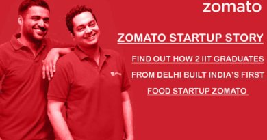 Zomato Success Story