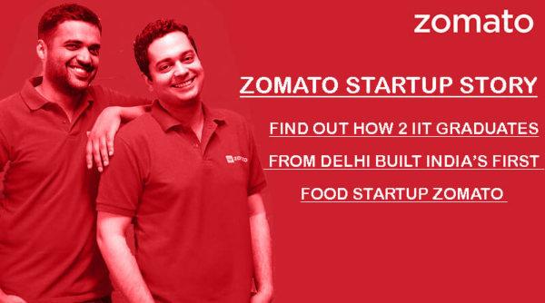 Zomato Success Story