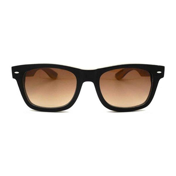WOODIES Full Bamboo Wood Sunglasses
