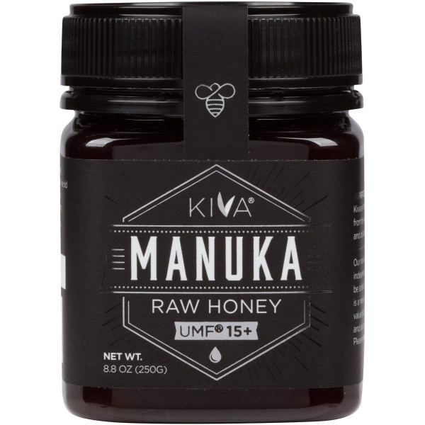 Kiva Raw Manuka Honey, Certified UM