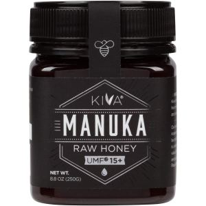 Kiva Raw Manuka Honey, Certified UM
