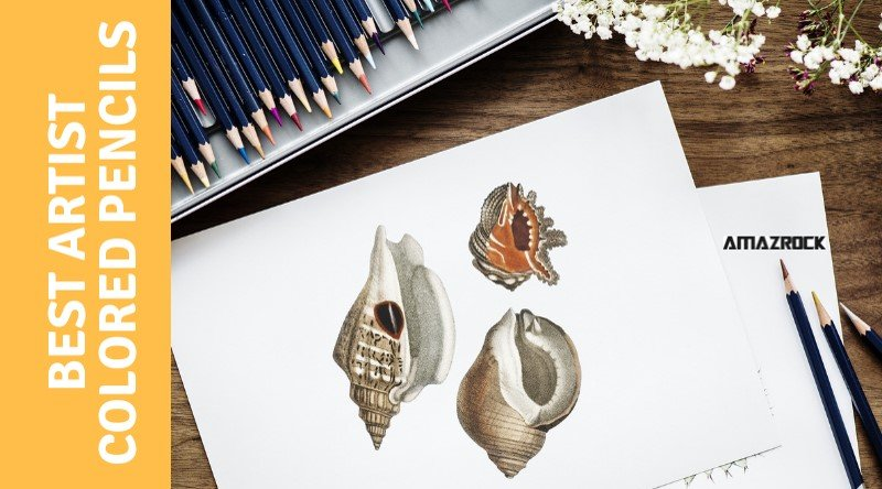 Best Artist Colored Pencils | Professionals & Coloring Book Hobbyists