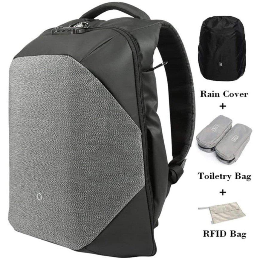 KORIN HiPack Anti Theft Smart Backpack