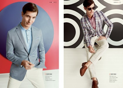Mad Men inspired collection from Banana Republic