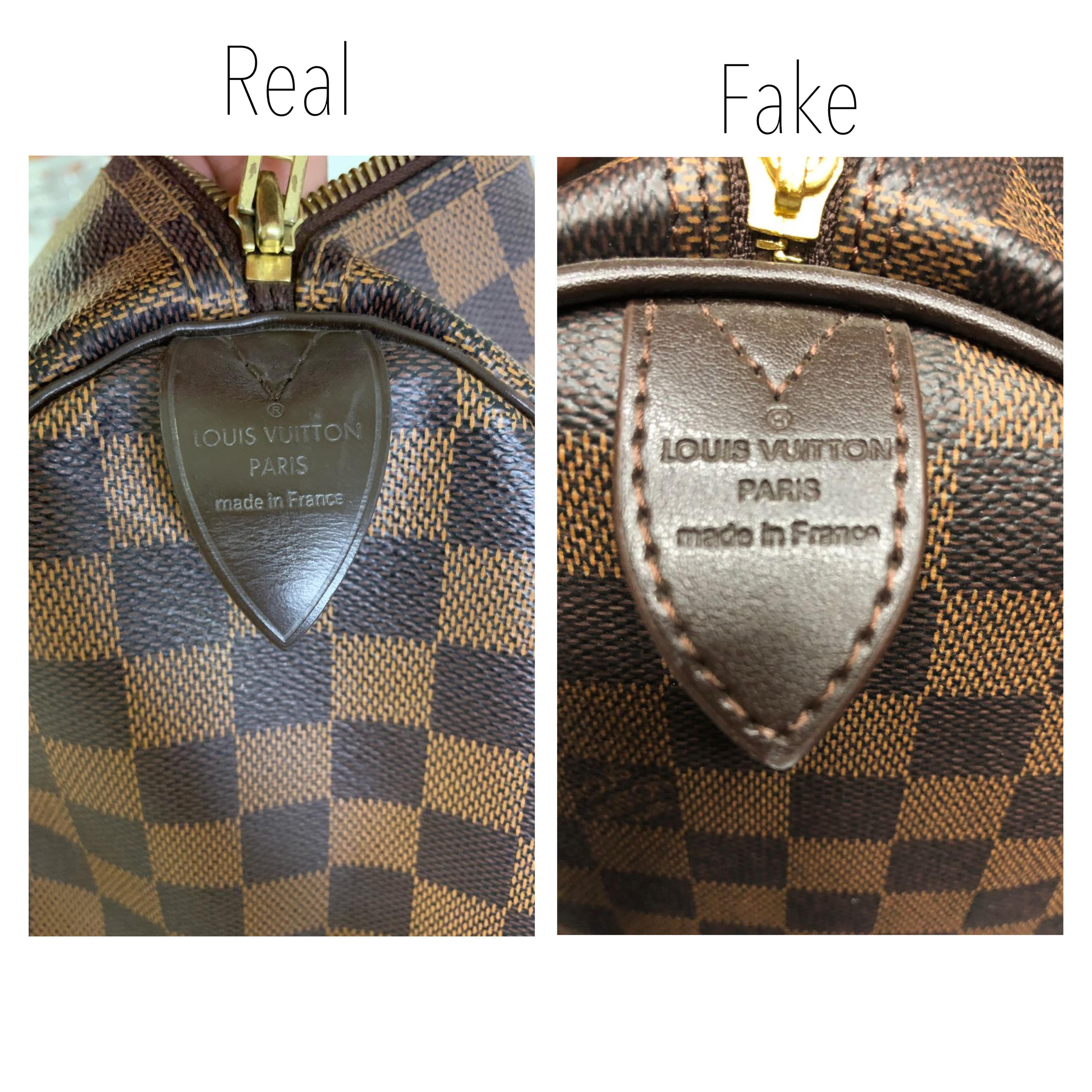 How To Identify Authentic Louis Vuitton Bags Couture Usa >> Louis Vuitton Paris Purse Fake Best Image Home In Ccdbb Org