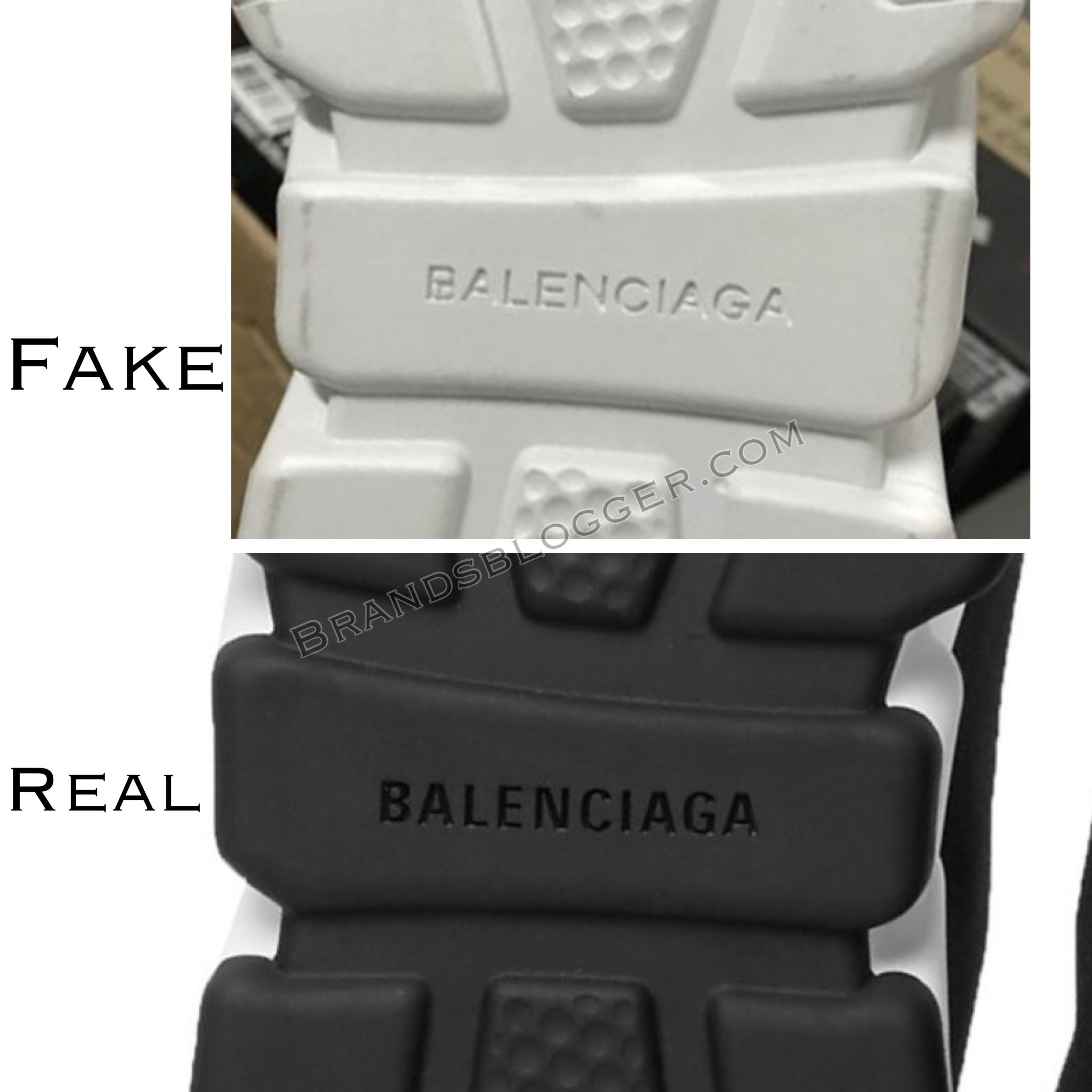 9a8846f4782 How To Spot Fake Balenciaga Speed Trainers - Brands Blogger