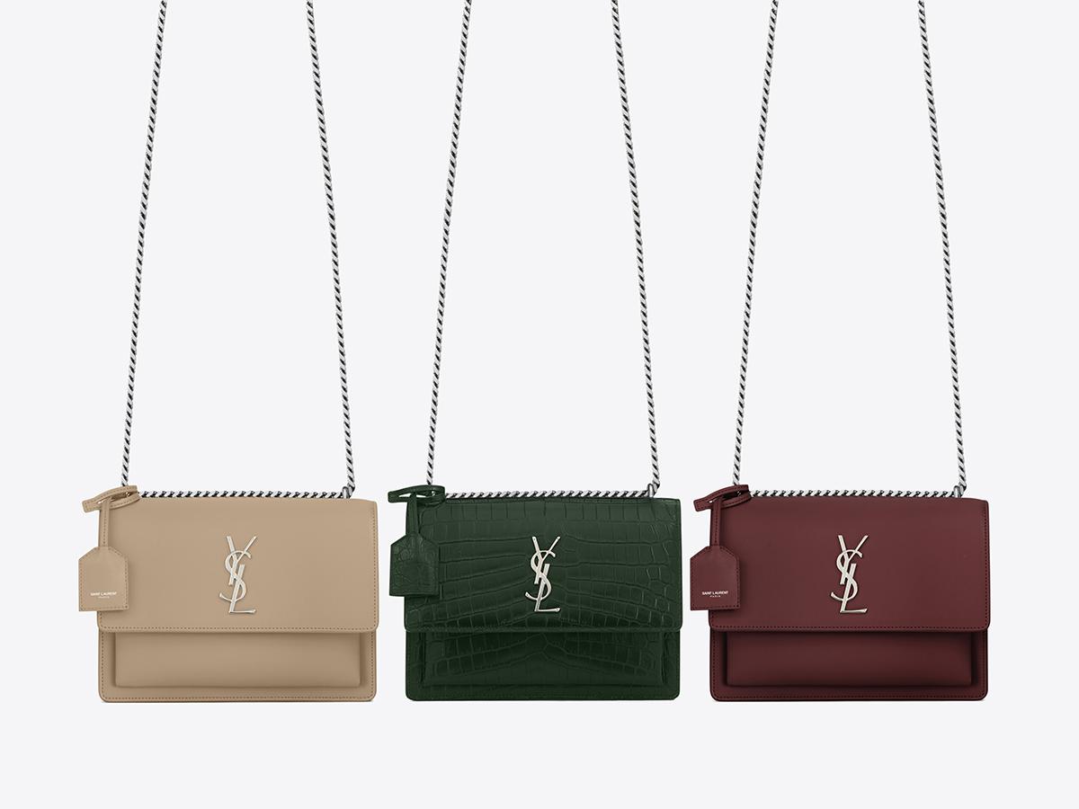 f59bd3a0a724 How To Spot A Fake Saint Laurent Sunset Bag - Brands Blogger